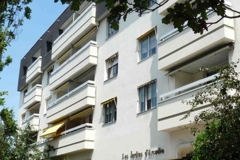 Résidence senior avec services Les Jardins d'Arcadie Nantes