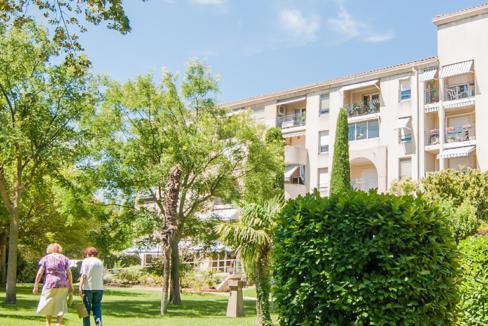 Résidence senior avec services Les Jardins d'Avénie Avignon
