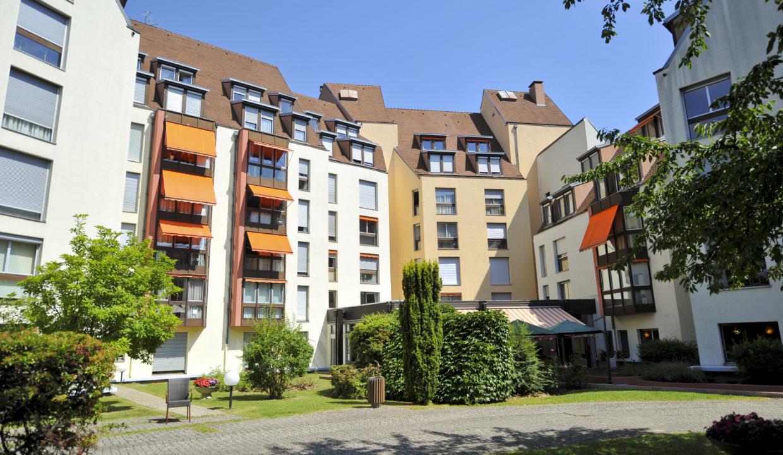 Résidence service les Jardins d'Alsace_Strasbourg
