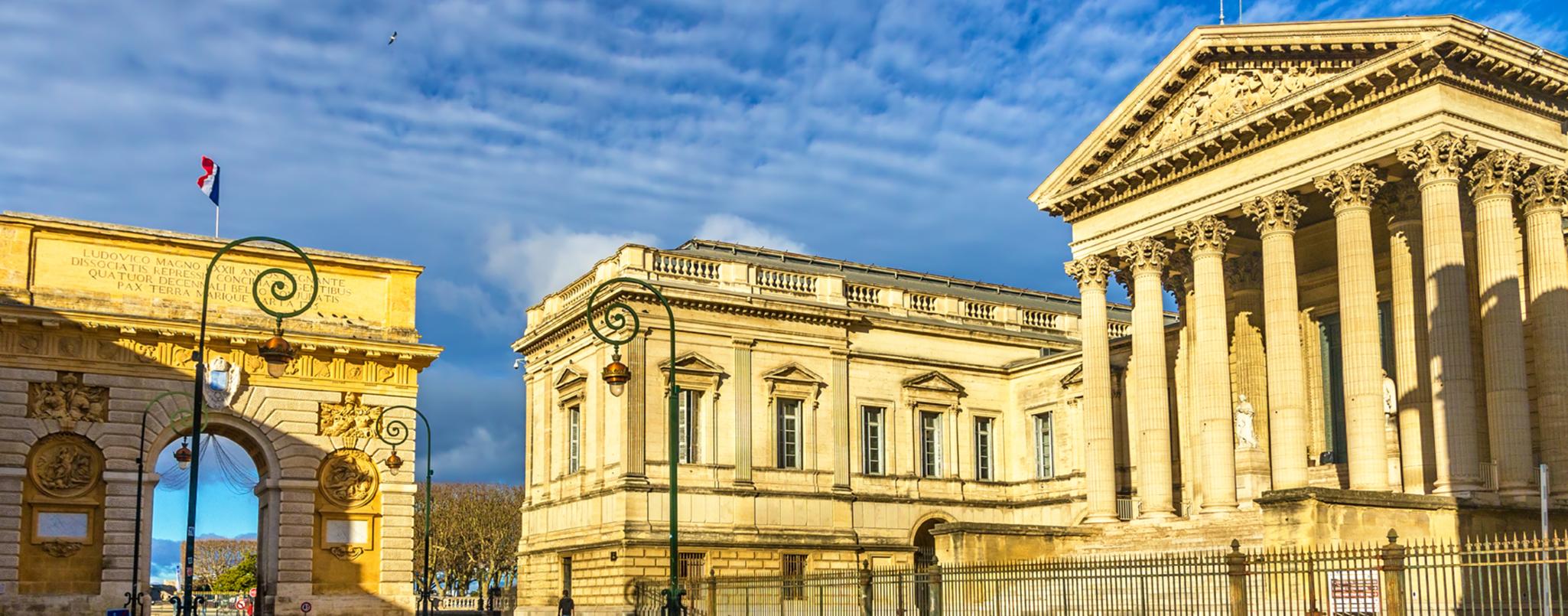 Résidence seniors SérényS avec services Les Jardins du Pré aux Clercs à Montpellier