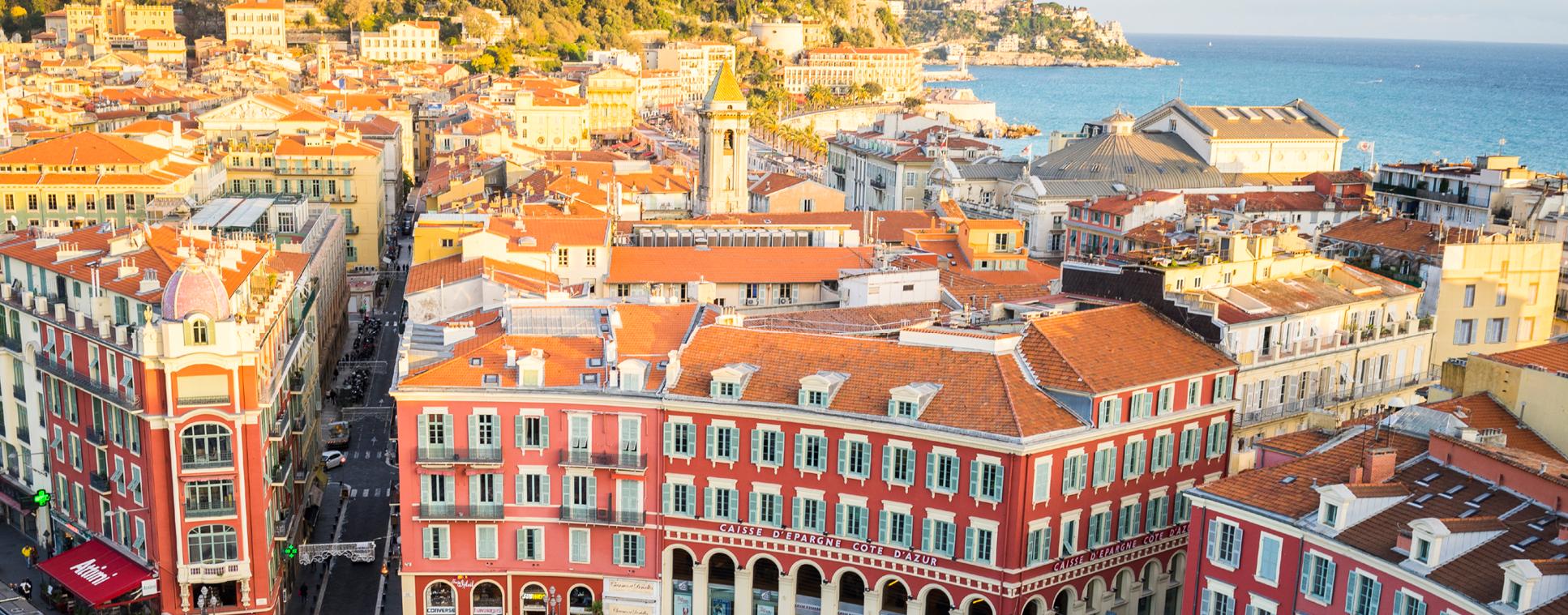 Résidence seniors SérényS avec services Les Jardins de Cimiez à Nice