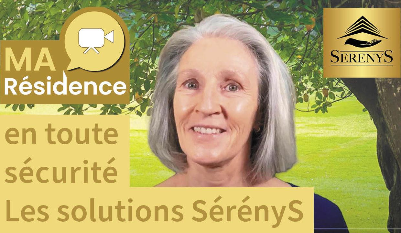 Résidence seniors sécurisée avec services